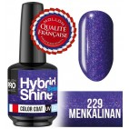 Mini-Lack Semi-Permanent Glanz Mollon Pro Hybrid 8ml Menkalinan - 229