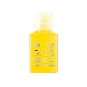 Paint Mania Jaune Citron 25ml Peggy Sage