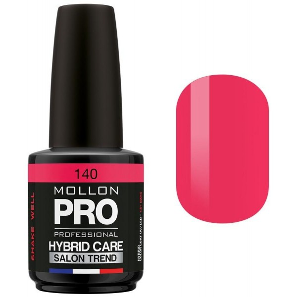 Hybrid Care Semi-permanent Varnish Pro 15ml Carine - 140