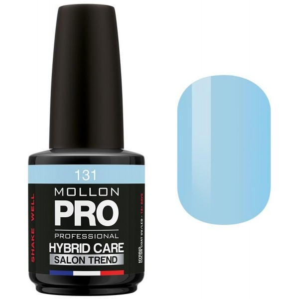 Semipermanente esmalte híbrido Mollon 15ml Pro Care Penélope - 131