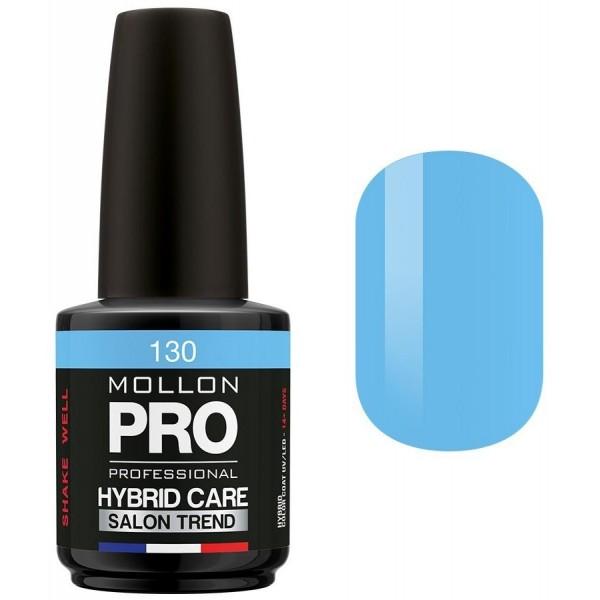 Semipermanente esmalte híbrido Mollon 15ml Pro Care Solange - 130