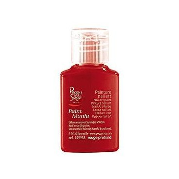 Paint Mania Rouge Profond 25ml Peggy Sage
