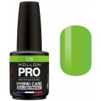 Vernis Semi-permanent Hybrid Care Mollon Pro 15ml Géraldine - 128