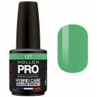 Vernis Semi-permanent Hybrid Care Mollon Pro 15ml Mireille - 127