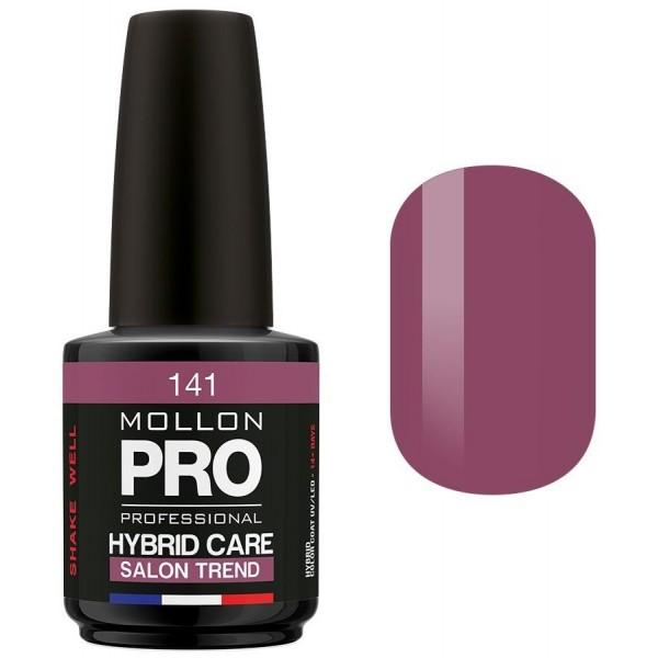 Smalto semi-permanente Hybrid Care Mollon Pro (per colore) Rhodonite - 141
