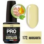 Vernis Semi-permanent Hybrid Care Mollon Pro 172 Margarita 15 ml
