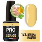 Cuidado Híbrido Semi-Permanente Mollon Pro 173 Plátano Polaco 15ml