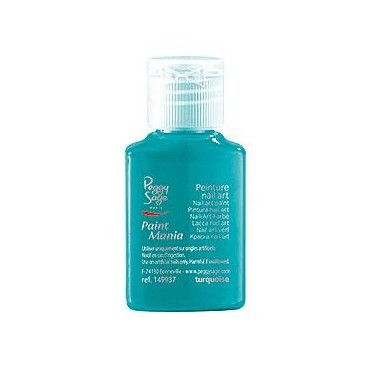 Paint Mania Turquoise 25ml Peggy Sage