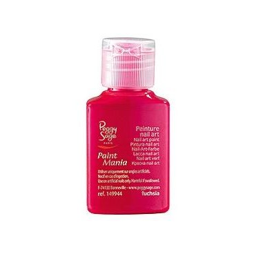 Paint Mania Fuchsia 25ml Peggy Sage