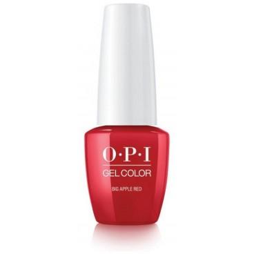 Image of OPI Gel smalto per unghie Color Big Apple Red 15ml