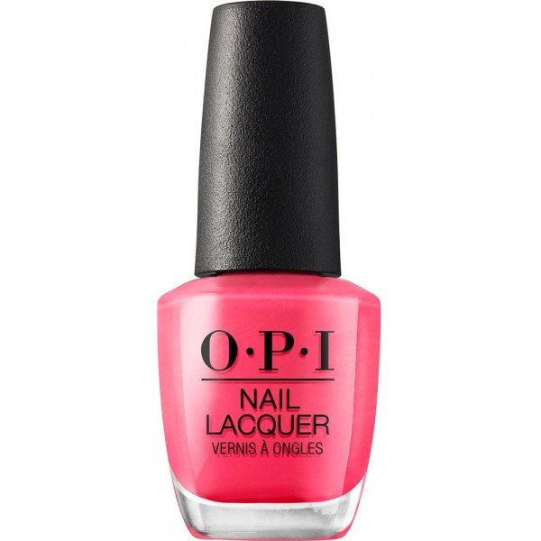 Vernis à Ongles OPI - Strawberry Margarita NLM23 - 15 ml