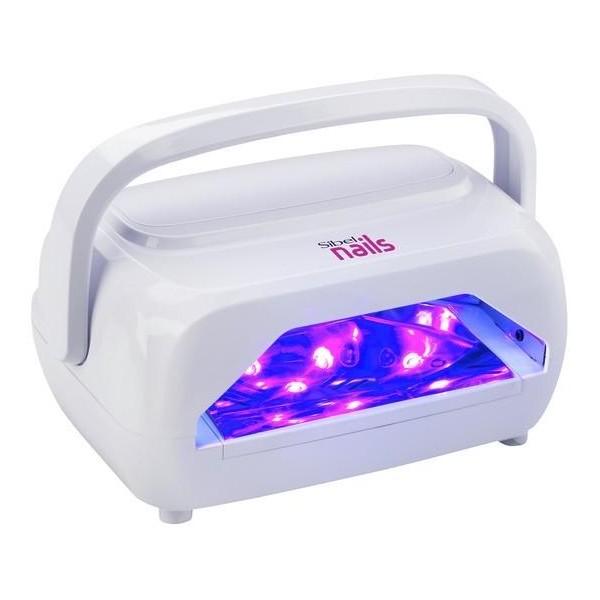 6101014 Lampada Uv e lampada per asciugatura a LED Portatile e ricaricabile