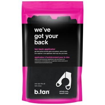 Applicateur d'autobronzant pour le dos Tan mitt we've got your back b.tan