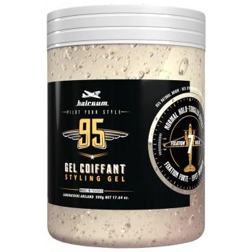 Gel 95 effet décoiffé Hairgum 500g