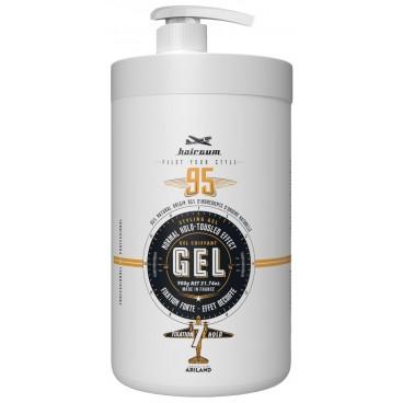 Gel 95 effet décoiffé Hairgum 900g