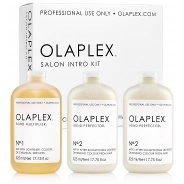 Kit Salon n°1 & 2 Olaplex 3x525ML