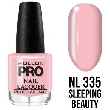 Vernis classique n°335 Sleeping Beauty Mollon Pro 15ML