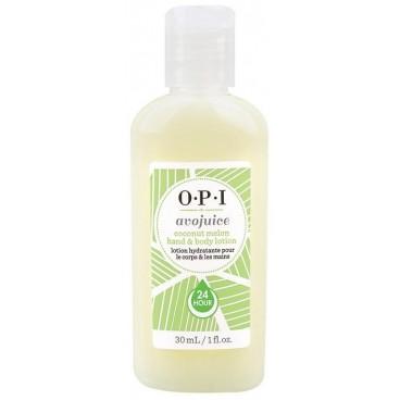 Image of OPI Mani e cura del corpo Avojuice Coconut Melon 28ml