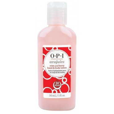 Image of OPI Hand and Body Care Avojuice Cran & Berry 28mL