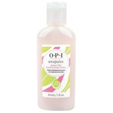 Image of OPI Hand and Body Care Avojuice Ginger Lily 28mL