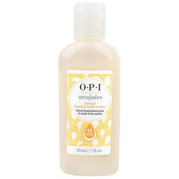 Image of OPI Hand and Body Care Avojuice Mango 28mL