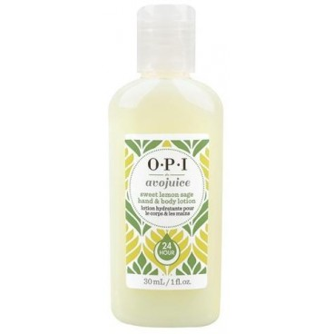 Image of OPI Mani e cura del corpo Avojuice Sweet Lemon Sage 28mL