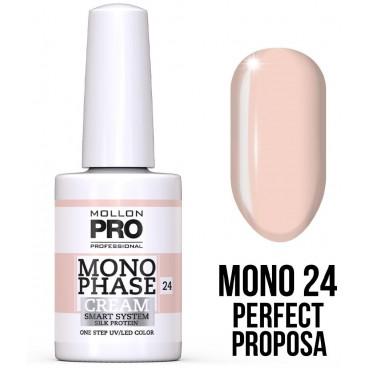 Vernis Monophase n°30 Fluffy uv/led Mollon Pro 10ML