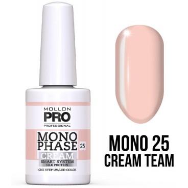 Vernis Monophase n°24 Perfect Proposal uv/led Mollon Pro 10ML