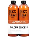 Pack Tigi Color Goddess Oil Infused 2 X 750 ML