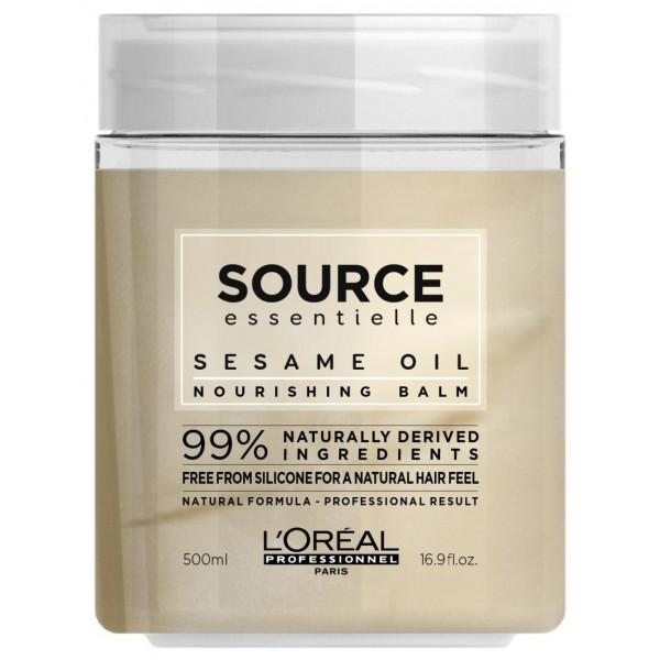 Baume à l'huile de Sésame Source Essentielle 500ML