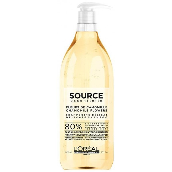 Shampooing Fleurs de Camomille Source Essentielle 1,5L