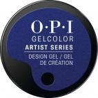 """OPI - Gel Color Artist """"Indigo & Outwego"""" 3 Grs"""