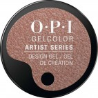 "OPI - Gel Color Artist ""Ya' Got Me Copper"" 3 Grs"