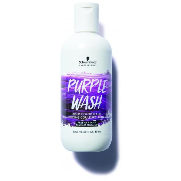 Purple Color Wash Shampoo 300ml Schwarzkopf
