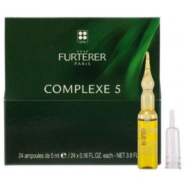 Concentré végétal Complexe 5 René Furterer