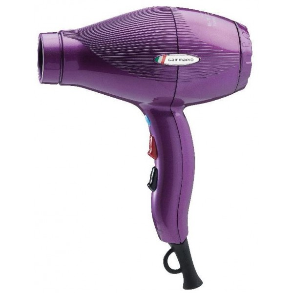 Hair dryer Gammapiù Etc Purple