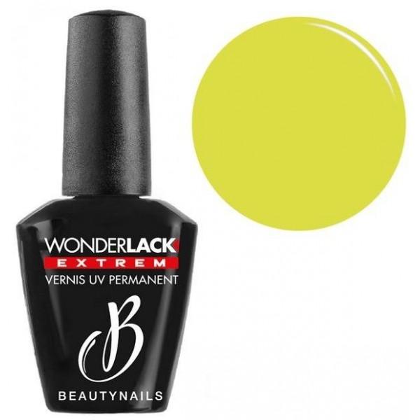 Wonderlak extrême Beautynails YELLOW FLUO WLE089