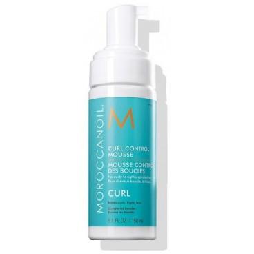 Mousse cheveux bouclés Curl Moroccanoil 150ML
