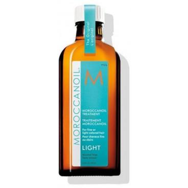 Soin Original light cheveux fins Moroccanoil 100ML