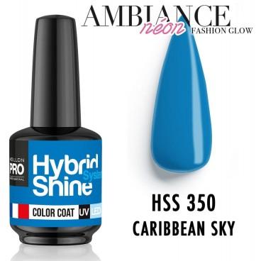 Mini semi-permanenter Hybrid Shine Lack Nr. 343 Fluffy Mollon Pro 8ML