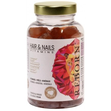 Cure 1 mois cheveux & ongles Reborn 150g
