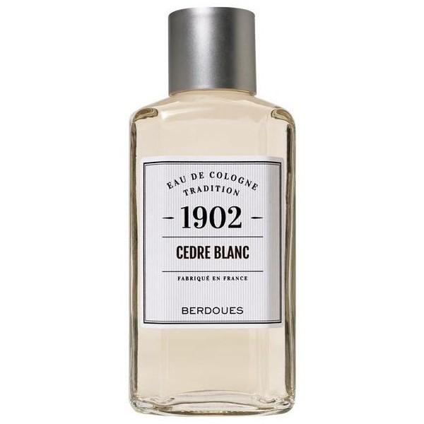 1902 Eau de Cologne Berdoues Cèdre Blanc 480ML