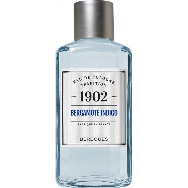 1902 Eau de Cologne Berdoues Bergamote Indigo 245ML