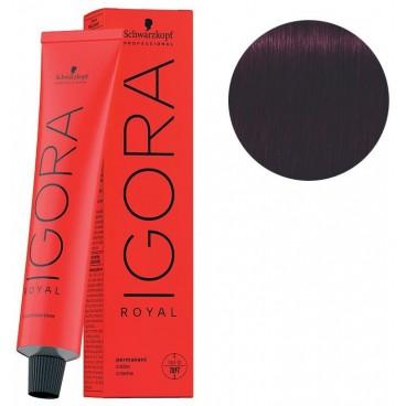 Igora Royal 4-99 Châtain Violet Rouge 60 ML