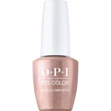 OPI Gel Color Collection Downtown - Metallic Composition 15ML