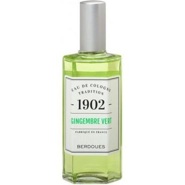 Image of Eau de Cologne Berdoues Ginger Green 125ML