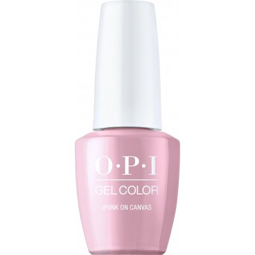 OPI Gel Color Collection Downtown - (P)Ink on Canvas 15ML