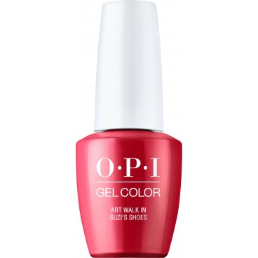 OPI Gel Color Collection Downtown - Art Walk in Suzi's Shoes 15ML
