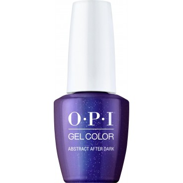 OPI Gel Color Collection Downtown - Abstract After Dark 15ML