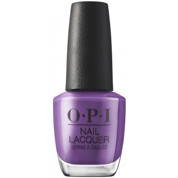 OPI Downtown - Vernis à ongles Violet Visionary  15ML